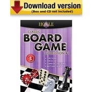 Encore – Hoyle Classic Board Game Collection 1 pour Windows (1 utilisateur) [Téléchargement]