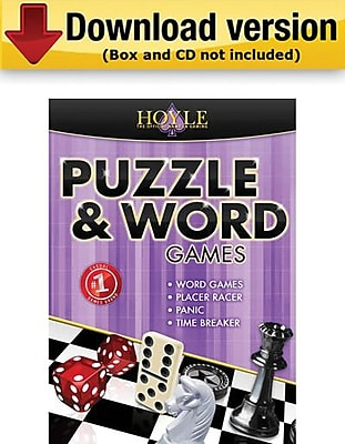 Encore Hoyle Classic Board Game Collection 4 for Windows (1-User) [Download]