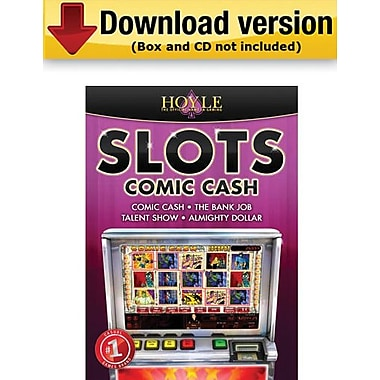 Encore Hoyle Comic Cash for Windows (1-User) [Download]