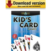 Encore Hoyle Kid's Card Games for Windows (1-User) [Download]