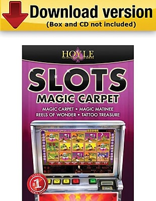 Encore Hoyle Magic Carpet for Windows (1-User) [Download]
