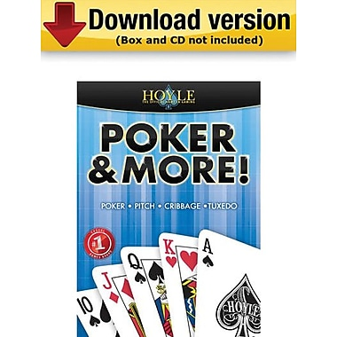 Encore Hoyle Poker & More for Windows (1-User) [Download]