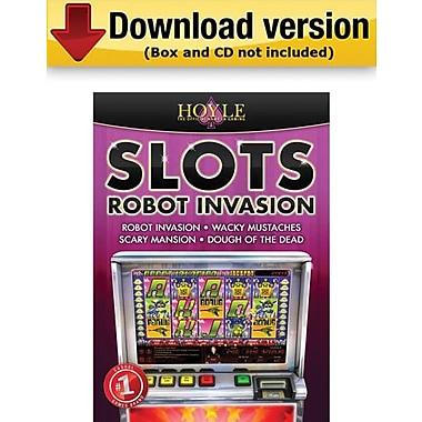 Encore Hoyle Robot Invasion pour Windows (1 utilisateur) [Télécharger]