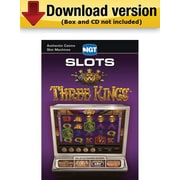 Encore IGT Slots Three Kings for Windows (1-User) [Download]