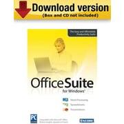 Encore – Logiciel de traitement de texte Office Suite pour Windows (1 utilisateur) [téléchargement]