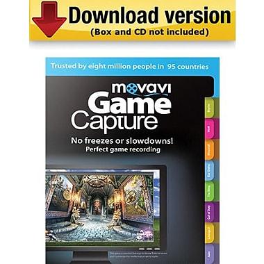 Movavi – Game Capture 4 Business Edition pour Windows (1 utilisateur) [Téléchargement]