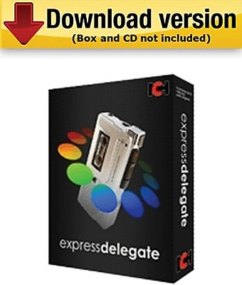 NCH Software Express Delegate Dictation File Manager for Windows (1-User) [Download]