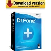Wondershare Dr.fone (iPod Touch 4) for Windows (1-User) [Download]