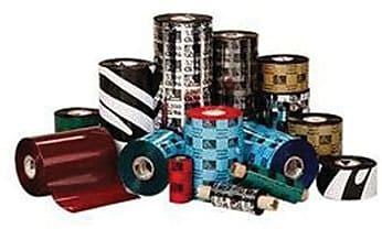 Zebra Technologies® 03200BK08045 3200 Black Performance Wax/Resin Ribbon, 1476'(L) x 3.15
