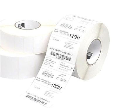 Zebra Technologies® 10015342 Z-Select 4D Paper Label, 2