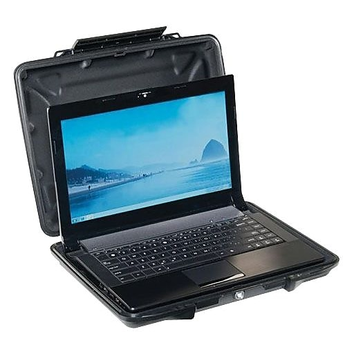 Pelican™ HardBack™ 1080-023-110 Carrying Case With Computer Case ... b1f8ff540418