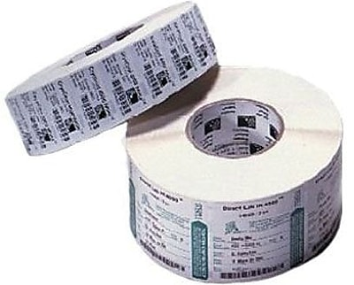 Zebra Technologies® 18930 PolyPro 3T Thermal Label, 0.50