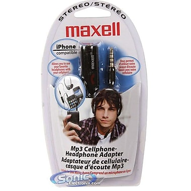 Maxell® 190397 Headphone Adapter