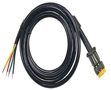 Motorola 25-71919-03R DC Standard Power Cord For Mobile Computer, 9'(L)