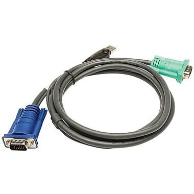 Aten® 2L5205U USB KVM Cable, 15'(L)