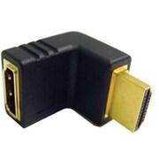 Calrad® 35-714 HDMI Coupler, 90 deg