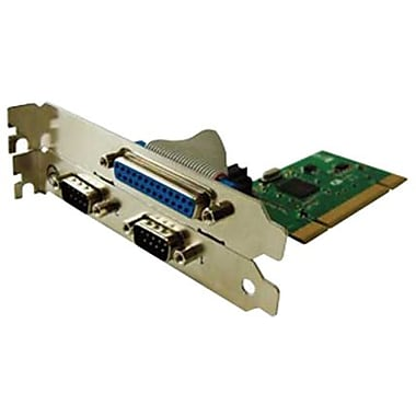Perle Systems 04003310 2 Port PCI Low Profile Serial Adapter Card