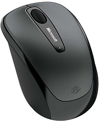 Microsoft® 3500 Wireless Mobile Mouse For Business (KL3565)