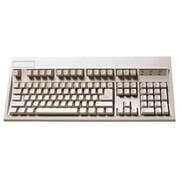 Keytronic E03601D1 PS/2 Wired Standard Keyboard, Beige