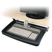 """Kensington® Standard Underdesk Keyboard Drawer, Black, 20.6""""(W) x 10.1""""(D)"""