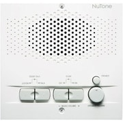 NuTone® NRS200 White Intercom Sub Station