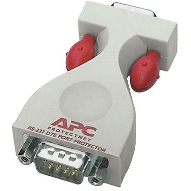 APC® ProtectNet PS9-DTE Standalone Surge Protector For Serial RS232 Lines