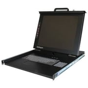 "StarTech RACKCONS 1U 17"" Rack Mount LCD Console, USB and PS/2"