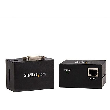StarTech ST121 DVI Over Cat 5 UTP Video Extender, 1 Port