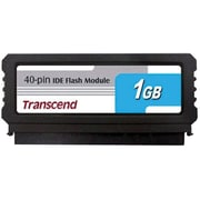 Transcend® TS1GDOM40V-S Flash Module, 1GB