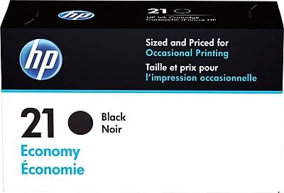 HP 21 Black Economy Ink Cartridge (B3B18AN)