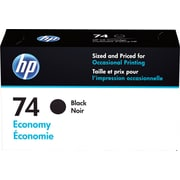 HP 74 Black Economy Ink Cartridge (B3B20AN)