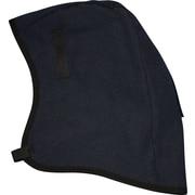 Revêtement de casque de sécurité d'hiver, cou long, bleu marine