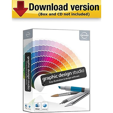 Macware Graphic Design Studio for Mac (1-User) [Download]