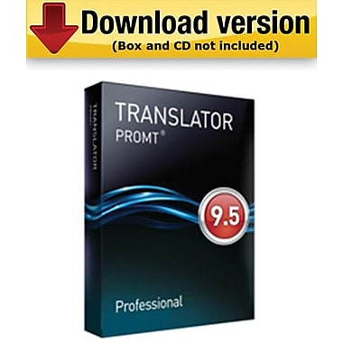 PROMT Professional 9.5 for Windows (1-User) [Download]