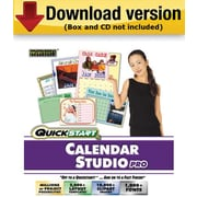 SelectSoft QuickStart Calendar Studio Pro for Windows (1-User) [Download]