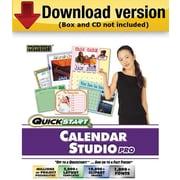 SelectSoft QuickStart Calendar Studio Pro for Windows (1-User) [Download]