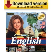 SelectSoft QuickStart English for Windows (1-User) [Download]