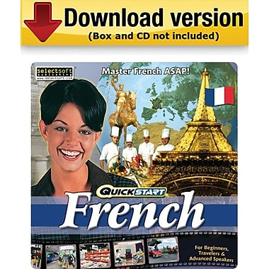 SelectSoft QuickStart French for Windows (1-User) [Download]