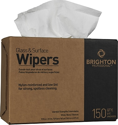 Brighton Professional™ Glass & Surface Wipers, 9 3/4