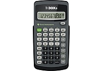 Texas Instruments® TI-30Xa Scientific Calculator