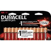 Duracell® Quantum AA Alkaline Battery, 12/Pack (QU AL AA12B2W)