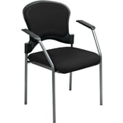 Office Star Proline II® Fabric Guest Chair, Black