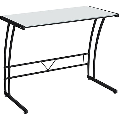 LumiSource Sigma Standard Workstation Desk, (OFD-TM-BITSGL)