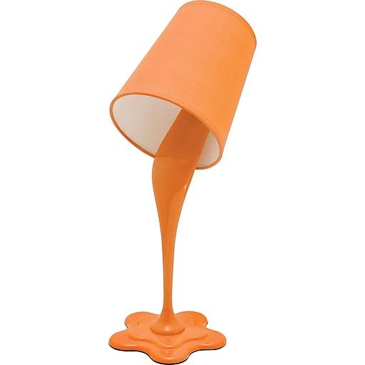 Lumisource Woopsy Table Lamp, Orange