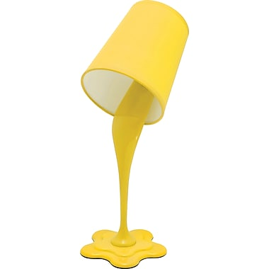 Lumisource Woopsy Table Lamp, Yellow
