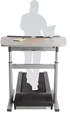 Lifespan TR800-DT7 Treadmill Desk, Gray