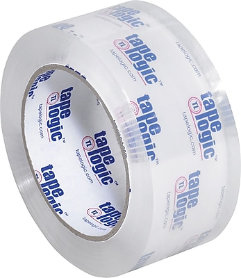 Tape Logic® #310CC Crystal Clear Tape, 2