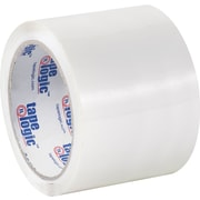 "Tape Logic™ 3"" x 55 yds. White Carton Sealing Tape, 6/Pack"