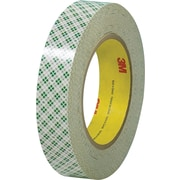 "3M™ 3/4"" x 36 yds. Double Sided Masking Tape 410M, Natural, 3/Pack"
