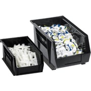 "BOX 14 3/4"" x 5 1/2"" x 5"" Plastic Stack and Hang Bin Boxes"